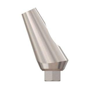 Angulated Slim Titanium Abutment 25